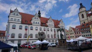 Stadtrat Wittenberg @ Großer Saal des Alten Rathauses