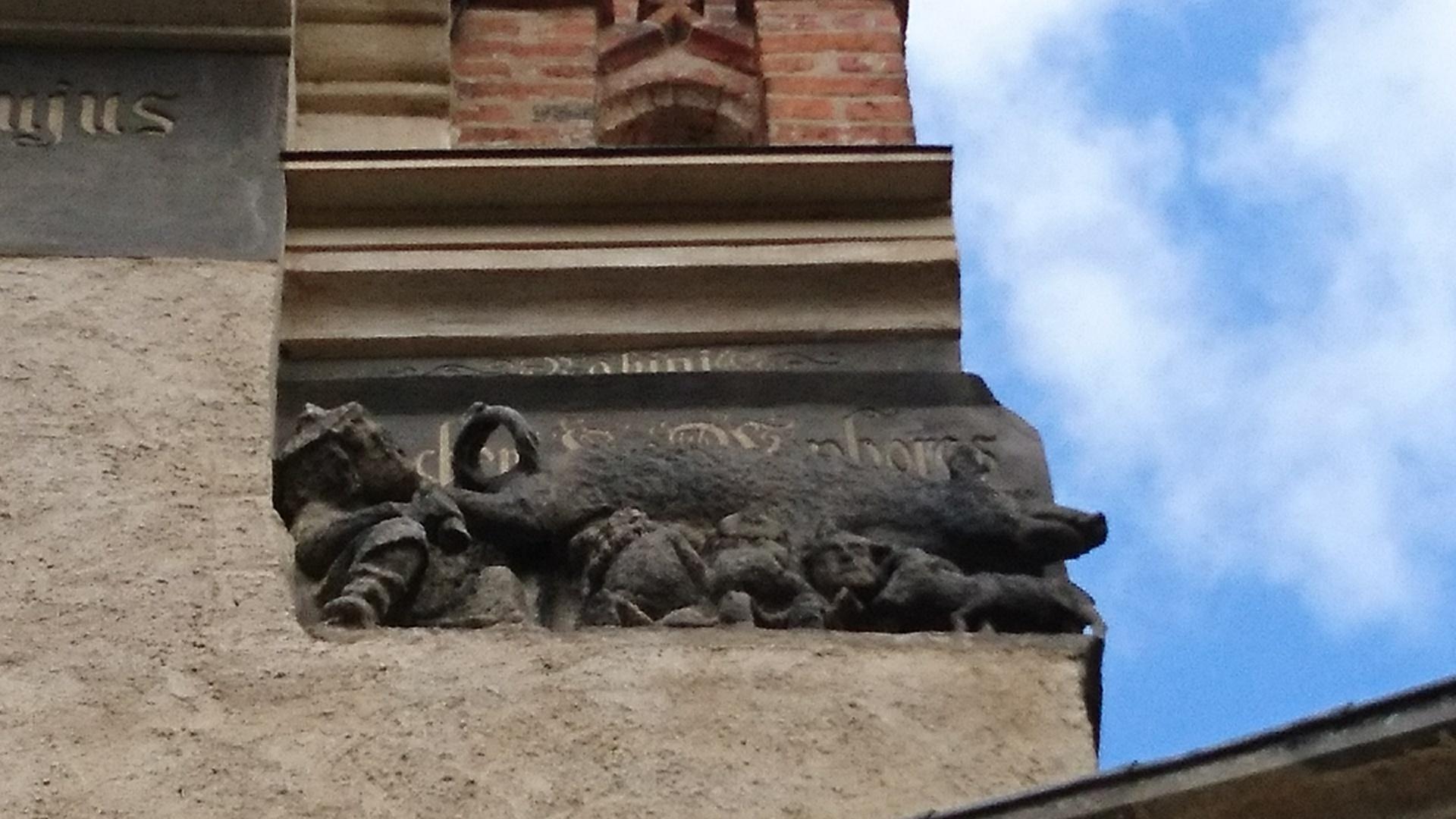 """Verhandlung über das """"Schmährelief"""" am OLG Naumburg @ Oberlandesgericht Naumburg, Domplatz 10"""