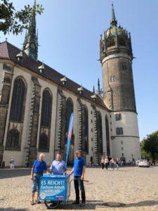 AfD vor Ort – unterwegs in Wittenberg! @ Stadtgebiet Wittenberg