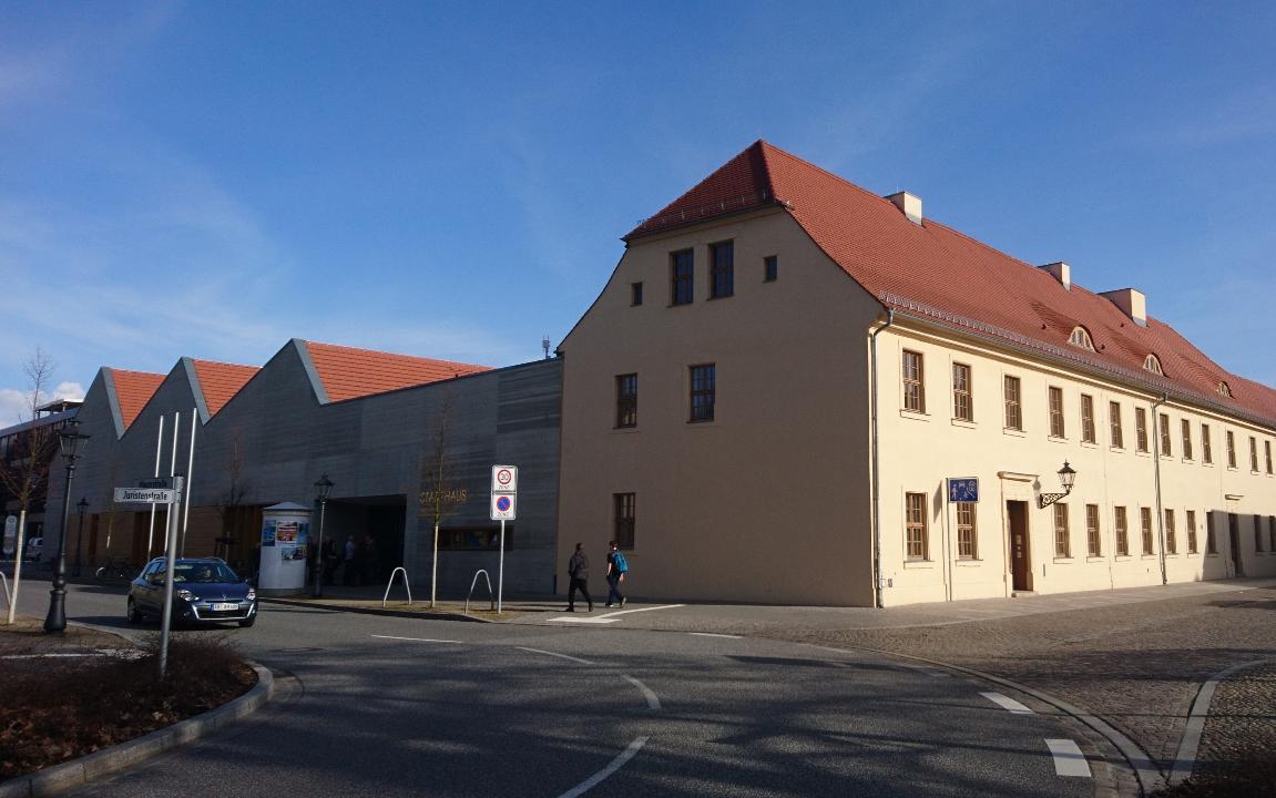 Neujahrsempfang der Lutherstadt Wittenberg @ Mauerstraße 18