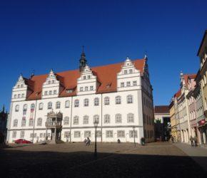 Konstituierende Sitzung des Stadtrates Wittenberg @ Großer Saal des Alten Rathaus